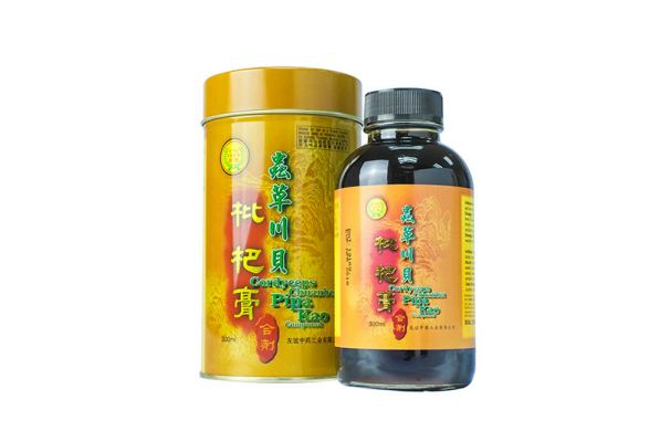 Uniflex Chuanbei Cordyceps Pipa Kao Compound