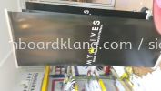 ROLL UP STAND DISPLAY
