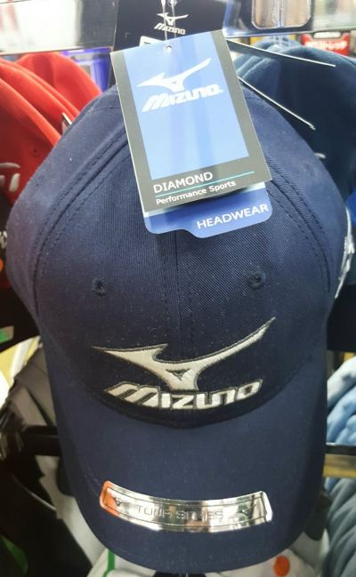 Mizuno Tour Cap Navy Blue