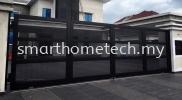 Fully Aluminium Gate 100% Fully Aluminium Gate (Smartgate) Aluminium Gate