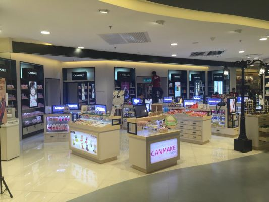 Canmake Outlet Renovation At Mid Valley Shopping Mall