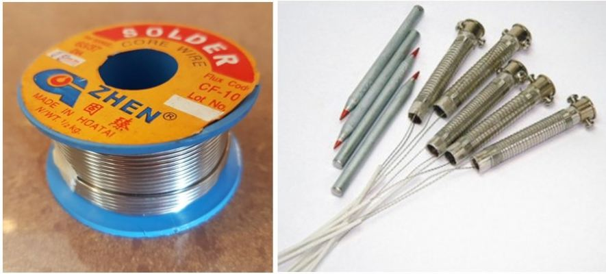 Core Wire/ iron core/ Iron Head kit set (Rm15.00/10pcs)