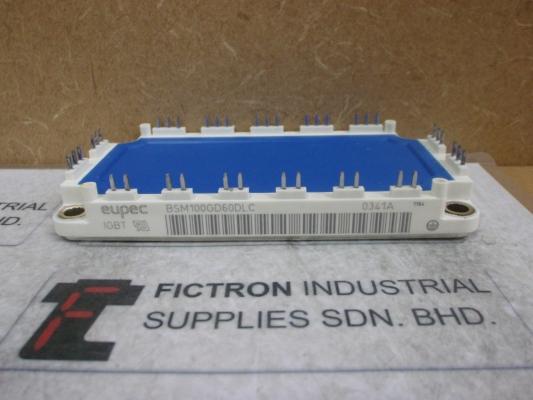 BSM100GD60DLC EUPEC Power Module