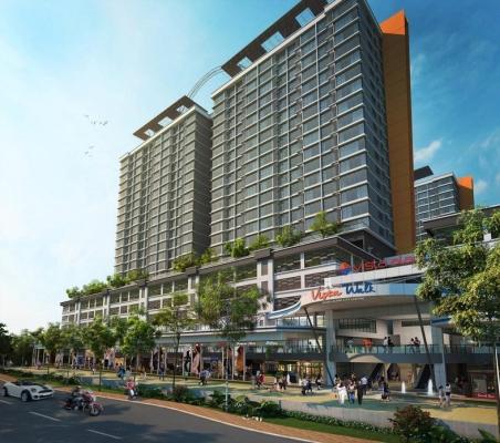 Pembangunan Bercampur di Seksyen 14, Shah Alam
