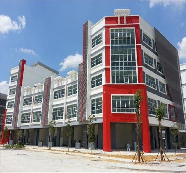 28 Unit Kedai Pejabat di Subang Bestari Shop / Office Developer, Contractor  ~ Asal Bina Sdn Bhd