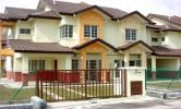 133 Unit, Sek. 7, Bangi Terrace House, Twin House