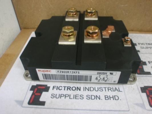 FZ900R12KF5 EUPEC SEMICONDUCTOR POWER MODULE