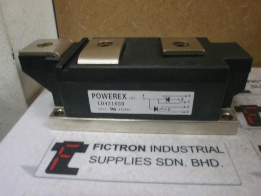 LD431650 POWEREX SEMICONDUCTOR POWER MODULE
