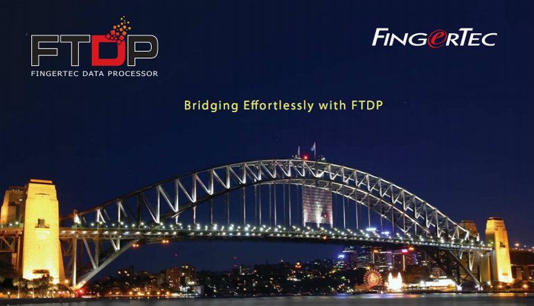 Fingertec Data Processor (FTDP) Software and SDK Supplier