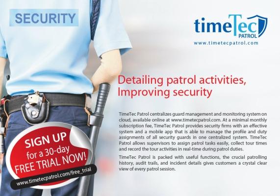 TimeTec Patrol