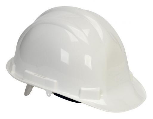 Sirim Professional White Safety Helmet ID114441