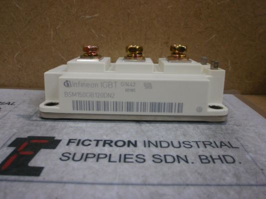 BSM150GB120DN2 INFINEON Power Module Supply Malaysia Singapore Thailand Indonesia Philippines Vietnam Europe & USA