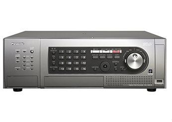 PANASONIC 16CH H.264 DIGITAL DISK RECORDER.WJ-HD616
