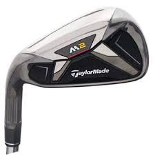 TaylorMade Left Handed M2 Steel Irons