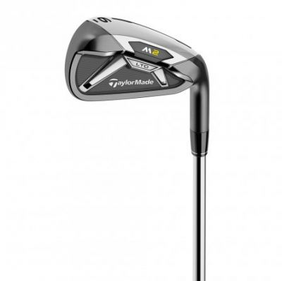 TaylorMade M2 LTD Left Handed STEEL IRONS