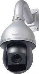 PANASONIC 2 MEGAPIXEL 1080P WEATHERPROOF PTZ CAMERA EQUIPPED WITH IR LED.WV-V6430L