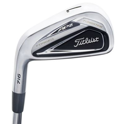 Titleist Left Handed 716 AP2 Steel Irons