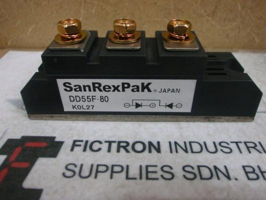 DD55F-80 DD55F80 SanRex Power Module
