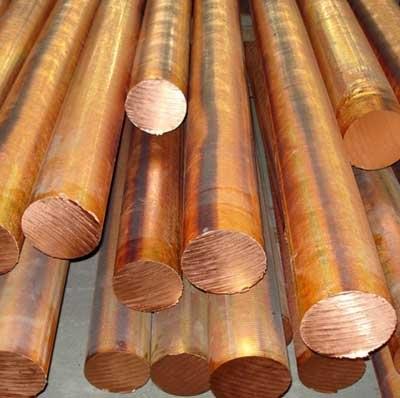 Copper Rod (Round Bar)