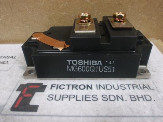 MG600Q1US51 Toshiba Power Module Malaysia Singapore Thailand Indonesia Vietnam