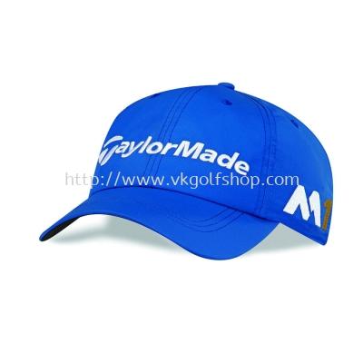 2017 TAYLORMADE LITETECH TOUR M1 ADJUSTABLE HAT Eqt Blue