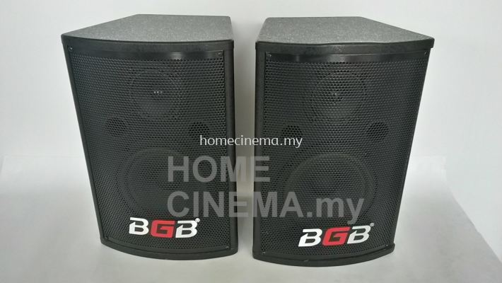 2-Way BGB Bookshelf Speaker (Pair)