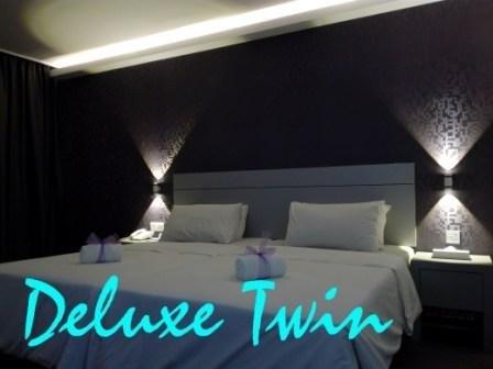 Deluxe Twin Deluxe Twin Muar, Johor, Malaysia. Service | Muar Trade Centre & Muar Traders Hotel