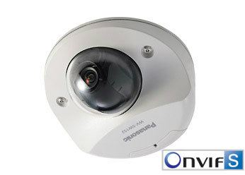 PANASONIC SUPER DYNAMIC VANDAL RESISTANT FIXED NETWORK CAMERA.WV-SW152M