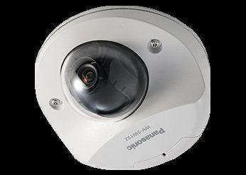 PANASONIC SUPER DYNAMIC VANDAL RESISTANT FIXED DOME NETWORK CAMERA.WV-SW152