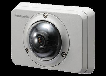 PANASONIC SUPER DYNAMIC HD VANDAL RESISTANT FIXED WALL MOUNT NETWORK CAMERA.WV-SW115