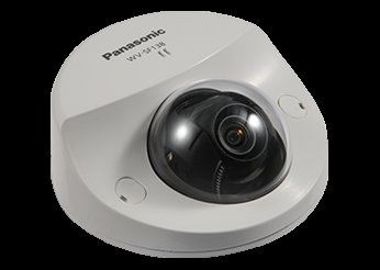 PANASONIC SUPER DYNAMIC HD DOME NETWORK CAMERA.WV-SW138