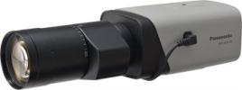 PANASONIC 4K BOX TYPE NETWORK CAMERA.WV-V1170 CAMERA PANASONIC CCTV SYSTEM