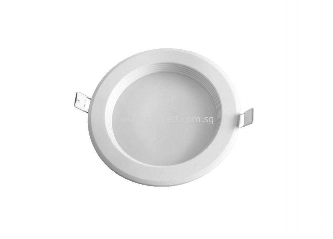 12W Recessed Downlight ROUND DOWNLIGHT Singapore Supplier, Suppliers, Supply, Supplies | Electronops Pte Ltd