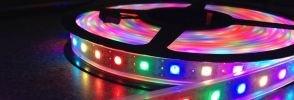 LED STRIP LIGHT-RGB  LED STRIP LIGHT