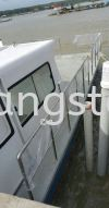SGR001(c) Ship Guard Rail Railing