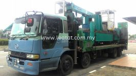 Open Truck & Cargo Trailer & 40ft Truck