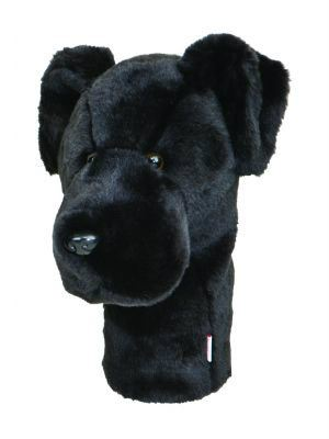 DAPHNES HEADCOVER - BLACK LAB