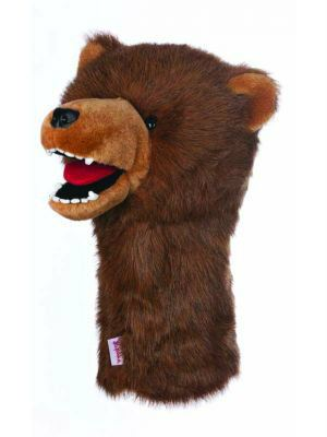 DAPHNE S HEADCOVER - GRIZZLY