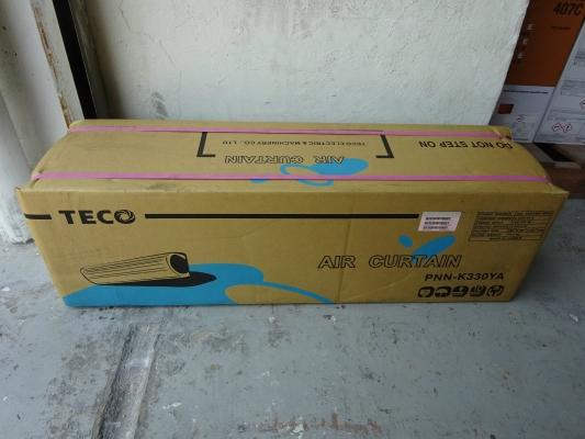 TECO AIR CURTAIN 220-240V/1PH/50HZ