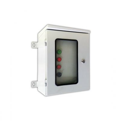 LED Obstruction Control Panel
