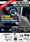 SMART START SYSTEM EZ9000 FOR TOYOTA,PROTON,PERODUA  Alarm Alarm System