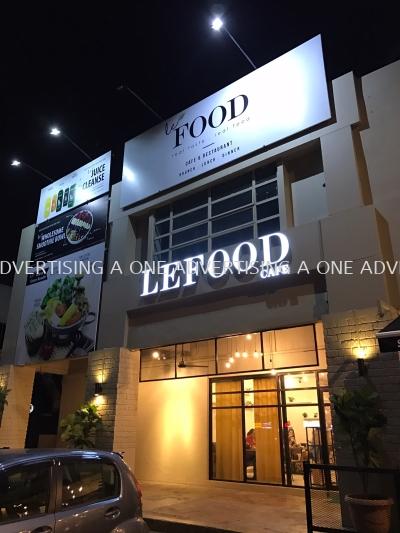 Lefood Cafe At Bukit Tinggi 2 Klang