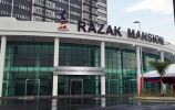 1 Razak Mansion At KL  3D Box Up Lettering