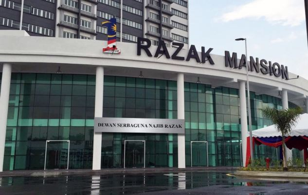 1 Razak Mansion At KL