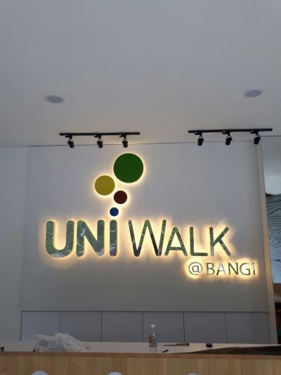 Uni Walk At Bangi