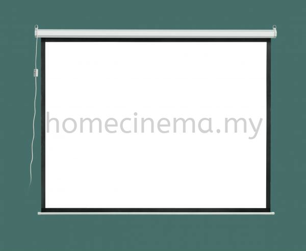 Projector Screen Installation with Electrical Installation Installation Services