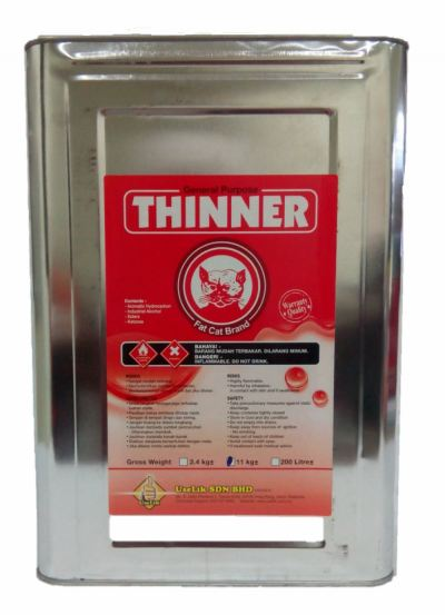 GP Thinner Brand Fat Cat 10kg