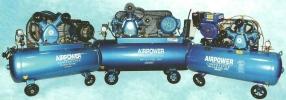 AIR POWER COMPRESSOR 5HP Horizontal Air Compressor (AIRPOWER)