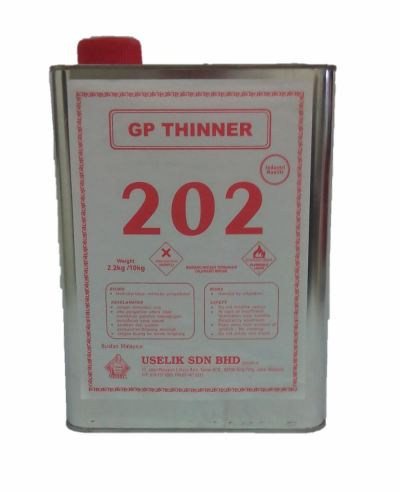 GP Thinner Brand 202  2kg