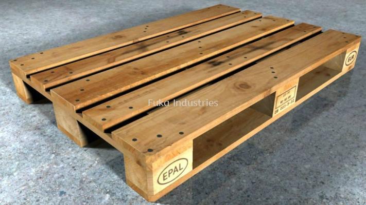 New Wooden Pallet